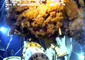 BP повысит уровень сбора нефти из поврежденной скважины до 20 тыс. баррелей