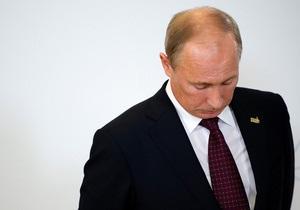 Путин о Сирии: Наши партнеры продолжают политику создания обстановки хаоса