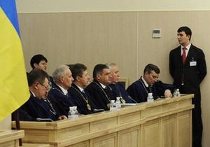 ВАСУ продолжит слушание дела по иску Тимошенко в субботу