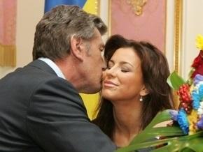 Опрос: сторонники Ющенко больше всех любят Ани Лорак