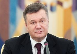 Янукович намерен посетить Львов