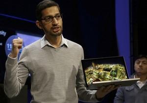 Google представила новый Chromebook