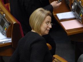 Герман заявила, что атаку на сайт Партии регионов осуществила действующая власть