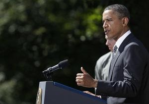 По данным соцопросов Обама опережает Ромни на 7%