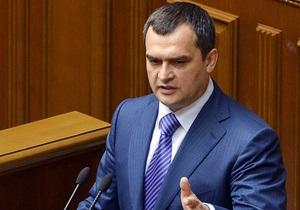 Рыбак пригласил Захарченко в Раду для отчета о ходе расследования преступления в Николаевской области