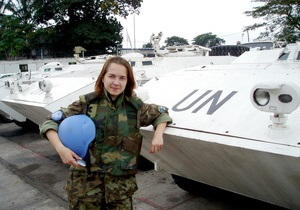 Численность украинских военных наблюдателей в Конго будет увеличена