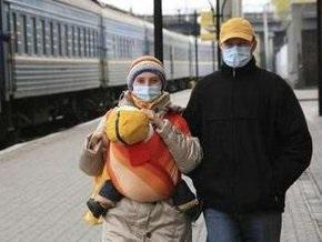 Ситуация с гриппом в Кировограде и Хмельницком остается стабильной. В Запорожье еще 20 заболевших