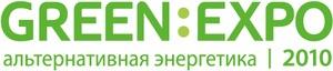 REHAU — золотой спонсор выставки  GREENEXPO | Альтернативная энергетика 2010