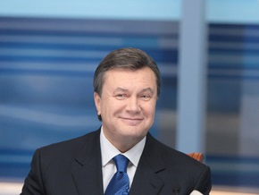Янукович обещает, что количество граждан Украины возрастет до 50 млн