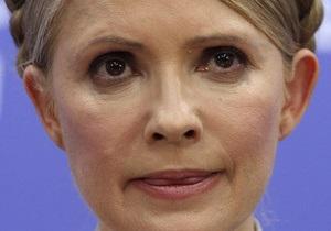 Тимошенко: Мы с Януковичем с разных планет