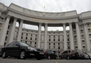 Минздрав просит МИД вызвать в Украину немецких врачей Тимошенко