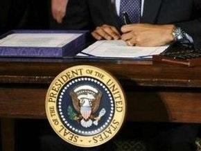 Обама подписал законопроект о медстраховании детей, который дважды ветировал Буш