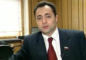 Депутата Госдумы РФ объявили в розыск