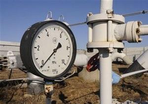 Транзит российского газа через Украину увеличился на 8%