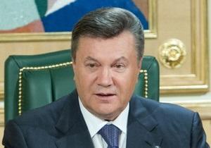 Янукович обещает, что выборы в Раду пройдут не хуже, чем президентские в 2010 году