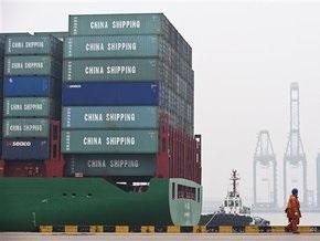 Китайский экспорт в апреле упал на 22,6%