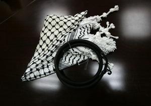Останки Арафата перезахоронили