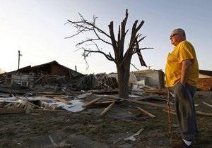 В США число жертв торнадо достигло 13 человек