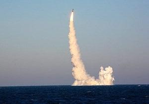 Глава ВМФ РФ: Булава де-факто принята на вооружение российской армии