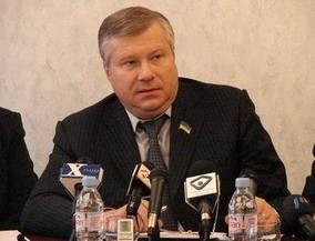 Партия регионов сменила главу Харьковского облсовета