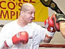 Легендарный боксер возвращается на ринг