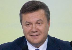 КП: Янукович пригласил на свой день рождения девять президентов