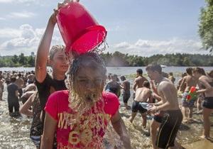 Вуди Аллен на пляже, вейкбординг, Global Gathering. Как провести выходные в Киеве