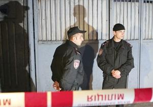 В Киеве неизвестные сообщили о минировании магазина в Святошинском районе