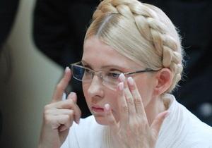 УП: Тимошенко подготовила иск в Европейский суд по правам человека