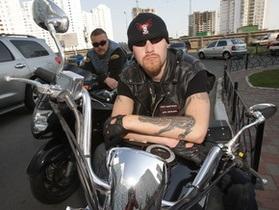 В Симферополе состоялся мотоциклетный карнавал