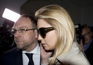 Дочь Тимошенко - за проведение Евро-2012 в Украине
