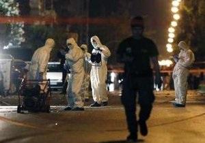 У стен крупнейшей в Греции тюрьмы прогремел взрыв