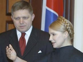Словакия не рассчитывает на возобновления поставок газа в ближайшее время