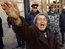 В Армении проходят массовые аресты сторонников опозиции
