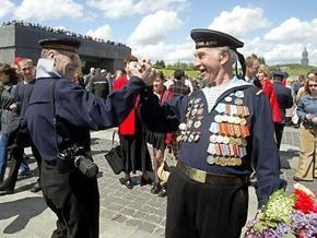 Власти Киева выделили на празднование Дня Победы 186 млн гривен