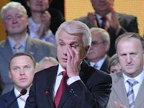Литвин попросил ЦИК зарегистрировать его кандидатом в президенты
