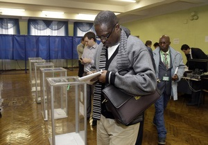 В Австралии, Китае и Японии закончилось голосование украинцев на выборах в ВР