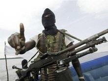 В Нигерии захватили судно с украинцем на борту