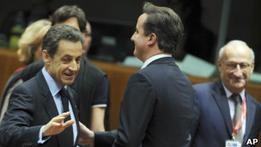 Президент Франции: из-за Британии появилось две Европы