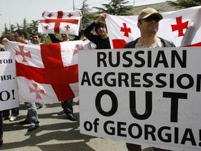 Опрос: Грузины и россияне не изменили отношения друг к другу после войны