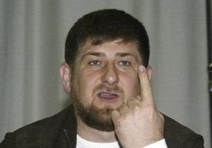 Кадыров: В Украине ваххабитов больше, чем в Чечне