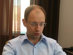 Яценюк: Выборы никому не удастся отменить