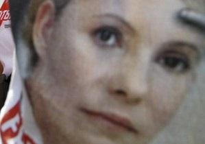 На теле Тимошенко появилась сыпь - защитник