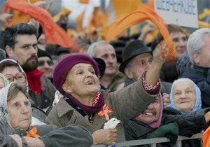 Европейские министры: Неправильно говорить о том, что оранжевая революция потерпела поражение