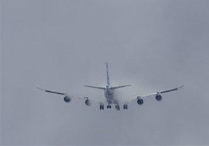 Двадцать пассажиров Boeing получили ушибы в воздушной яме между США и Японией