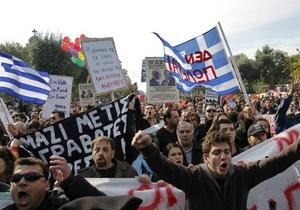 Корреспондент: Падение Эллады. Греция становится кандидатом номер один на выход из Еврозоны
