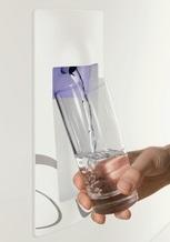 Простой и быстрый доступ к охлажденной воде от Zanussi