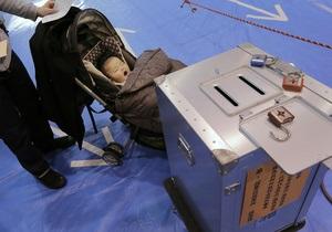 Японец обналичил деньги  на похороны , чтобы поучаствовать в выборах
