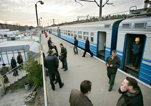 В 2009 году в Украине было перевезено 7,3 млрд пассажиров