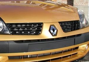 Во Франции обвалились продажи Renault и Citroen
